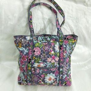 Vera Bradley Iconic Vera Tote Bag Mickey